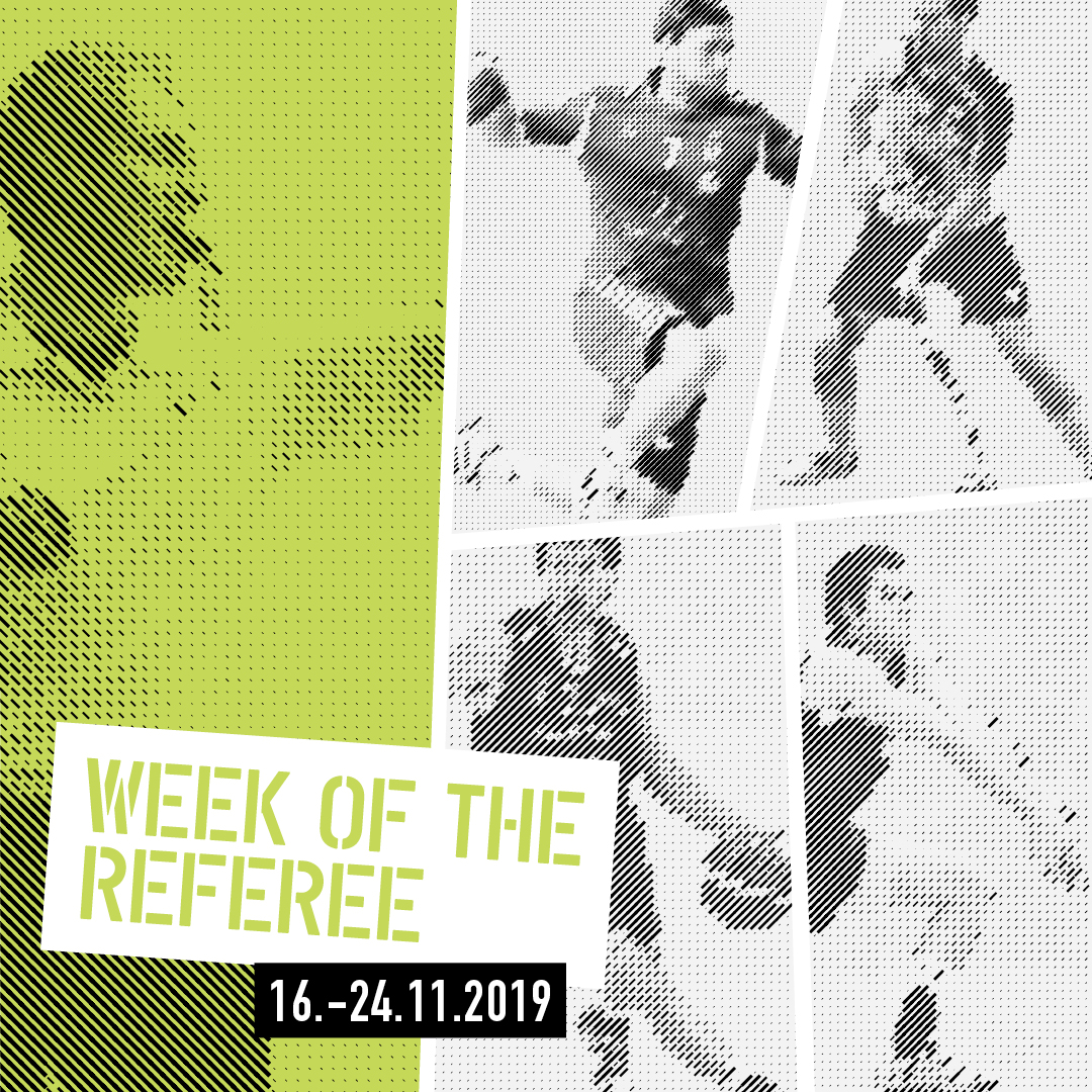 Week Of The Referee 2019